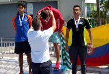 Oro opita en nacional interclubes de natación
