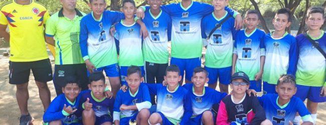 Club Surnei fue protagonista en Santa Marta