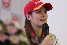 Formula 2: el objetivo de Tatiana Calderón