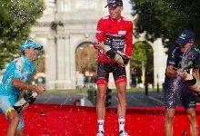 Ocho colombianos presentes en La Vuelta