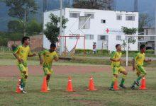 Pitalito se alista para competencia de fútbol de fin de mes
