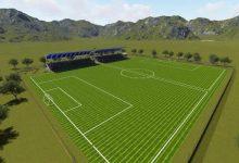La Argentina tendrá su mini estadio en ocho meses