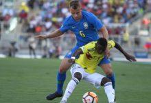 Insípido empate de Colombia ante Brasil en el sub – 20