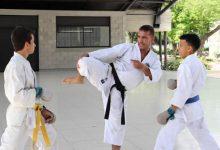 Las metas que se ha trazado el karate en el departamento