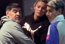Maradona tratado por problemas de salud