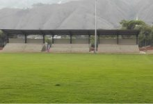 Teruel inaugurará graderías y camerinos de cancha de fútbol