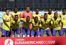 Colombia conoce a sus rivales en mundial sub – 20