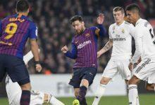Con la liga en el horizonte, Real Madrid y Barcelona jugarán por la Copa del Rey