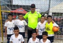 Elite FC y Rufaos, campeones Ponys y Babys en la Liga NVA