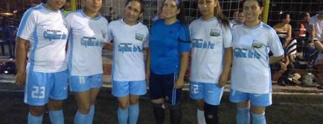 Concluido torneo de fútbol 5 femenino en Neiva