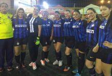 Campeonato de fútbol 5 femenino en Neiva, llega a su final