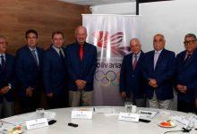 Respaldo de la Organización Deportiva Bolivariana a Venezuela