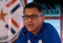 Rumores en Paraguay apuntan a la salida de Juan Carlos Osorio