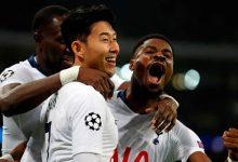 Totenham y Madrid ganaron en los octavos de la 'Champions'