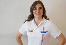 Una mujer colombiana, en la Fórmula Dos