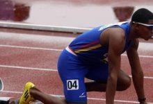 Nuevo record nacional en los 200 metros planos de Bernardo Baloyes