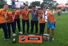 Camilo Torres de Algeciras, tercero en la Copa Gatorade 5V5