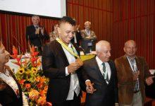 Luis Javier Mosquera recibió medalla de bronce de Río 2016