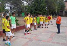 Selección Huila infantil, lista para el reto de Bogotá