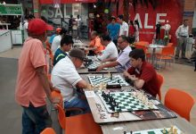 Ajedrez opita tuvo su campeonato activo