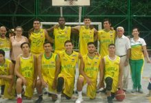Basket opita participa de cuadrangular en Cundinamarca