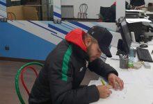 Andrés Briñez ya firmó con Lusitanos