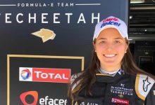 Tatiana Calderón continuará en Alfa Romeo como probadora