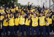 Ya arrancaron de forma oficial los Juegos Suramericanos de playa