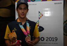 Vela le dio a Colombia su última medalla en los suramericanos de playa