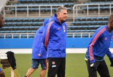 Se viene microciclo de la Selección Colombia en abril