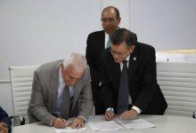 Firmado convenio entre la Universidad Nacional y el Comité Olímpico Colombiano