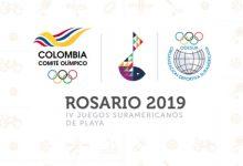 Deportistas colombianos recibirán tricolor previo a los suramericanos de playa