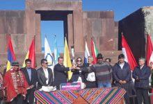 Encendida la llama de los Juegos Suramericanos de Playa en Bolivia