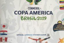 Presentado el nuevo álbum de la Copa América