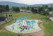 Entregados 21 parques biosaludables en todo el Huila