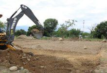 Comenzó construcción de nuevo polideportivo en la Comuna 2 de Neiva