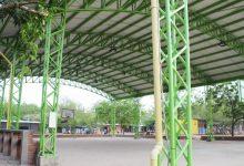Polideportivo de vereda de Villavieja, a adecuación