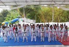 Garzón disfrutó el mejor taekwondo del Huila y el Caquetá