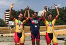 Laura Toconás se destacó en departamentales de pista en Antioquia