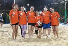 Torneo de voley playa femenino de Neiva coronó a su campeona