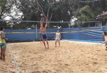 Voley playa opita trabaja pensando en Juegos Nacionales y más allá