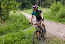 Lunada ciclomontañista por la mujer en Pitalito