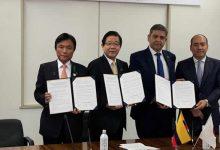Comité Olímpico firma acuerdos previo a las olimpiadas
