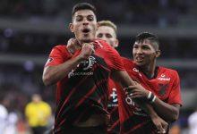Tolima perdió en Brasil por la Copa Libertadores