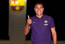 Murillo tendría una oportunidad en el Barcelona