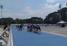 Patinadores del centro del Huila participaron en Buga