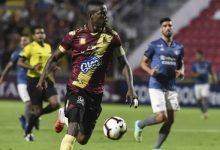 Tolima cede puntos de local en la Libertadores