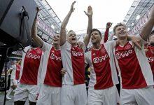 Vuelve y juega el Ajax, ahora se lleva la liga