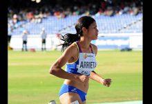 Atleta colombiana bate record nacional juvenil