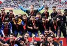Otro colombiano campeón: Eder Álvarez ganó la Copa de Suiza